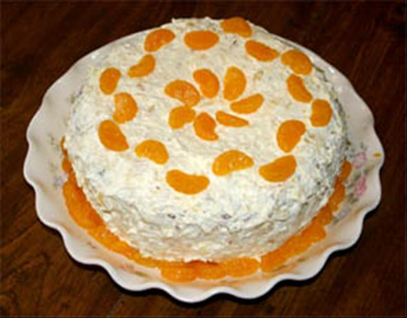 Orange-Pineapple Cake. Photo by SashasMommy