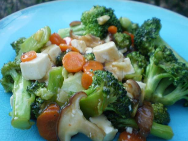 Vegetable and Tofu Stir-Fry. Photo by breezermom