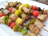 Hawaiian Chicken Kabobs. Photo by * Pamela *