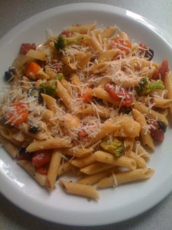 Suzanne's Easy Pasta Primavera. Photo by St. Louie Suzie
