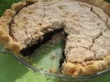 Horse &amp; Buggy Wet Bottom Shoo-Fly Pie