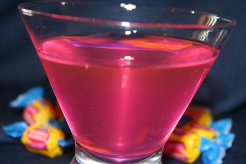 Bubblegum Infused Vodka Drinks. Photo by ~Nimz~