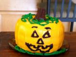 Halloween Fun - Pumpkin Cake O&#39; Lantern (Jack O&#39;lantern)