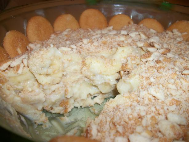 Old Fashioned Banana Pudding. Photo by savanahcuz
