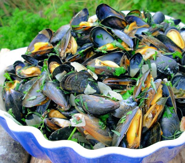Ahoy There!  Moules Marini&egrave;res - French Sailor&#39;s Mussels. Photo by French Tart