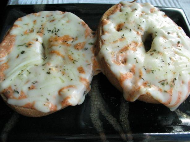 Quick and Easy Mini Russian Pizza. Photo by flower7