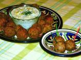 My Big Fat Greek Meatballs