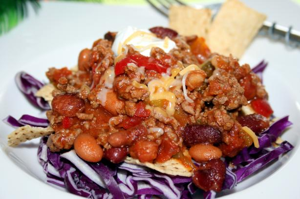 Ann's Close to Wendy's Style Chili Recipe. Photo by **Tinkerbell**