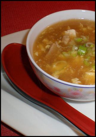 Hot and Sour Soup. Photo by Sandi (From CA)