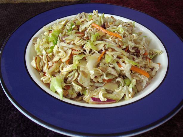 Oriental Coleslaw. Photo by Skinny Mini
