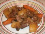 Savory Oven-Baked Beef Stew