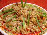 Sue&#39;s Sesame Fried Rice