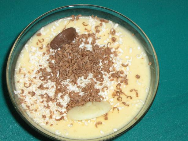 Huey&#39;s White Chocolate Mousse With Grand Marnier. Photo by I&#39;mPat