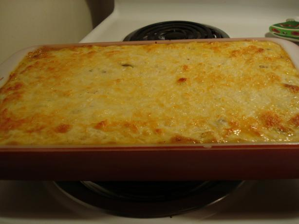 Moussaka. Photo by Cadillacgirl