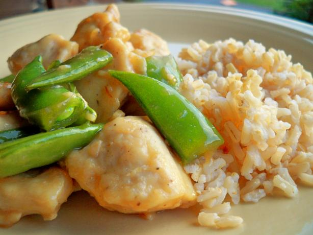 Lighter General Tso's Chicken. Photo by Lainey6605