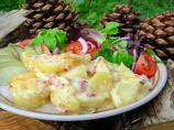 Tartiflette - Alpine Melted Cheese, Bacon and Potato Gratin