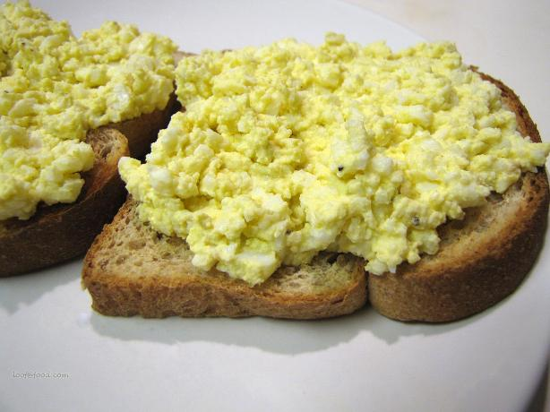 Simply Egg Salad. Photo by loof