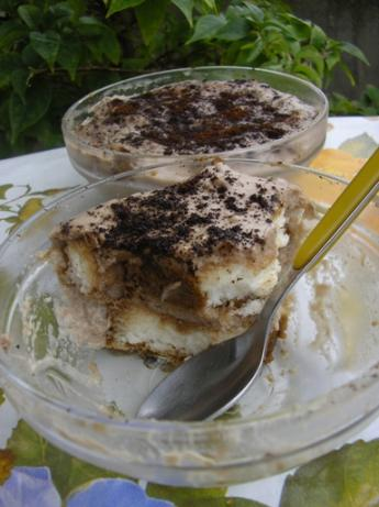My Gluten-Free, Dairy-Free, Low-Fat Tiramisù. Photo by zori