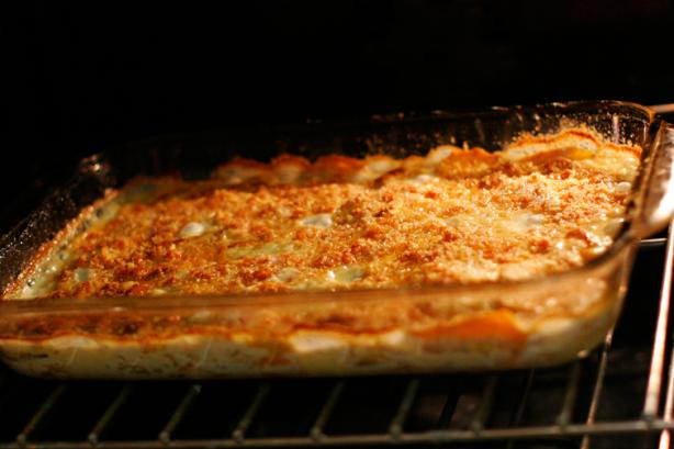 Sweet Potato Au Gratin. Photo by ArtofAimee