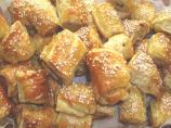 Chicken and Ricotta Sausage Rolls