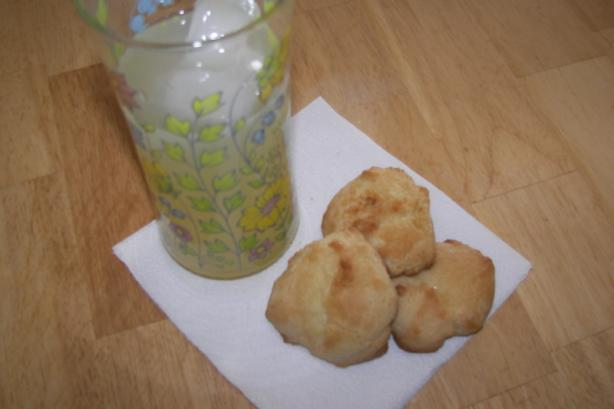 Soft Summer Lemonade Cookies. Photo by Darkhunter