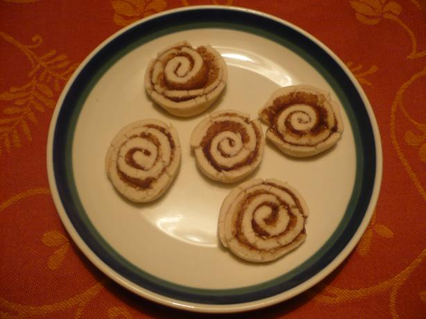 Gluten-Free Cinnamon Bun Cookies. Photo by katii