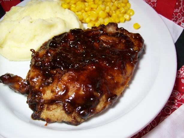 Cajun Seasoned BBQ Pork Chops. Photo by Chef shapeweaver &copy;