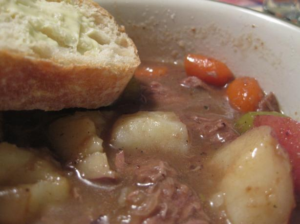 Slivered Beef Stew. Photo by HisPixie
