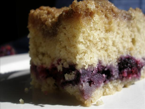 Very Berry Coffee Cake. Photo by chiclet