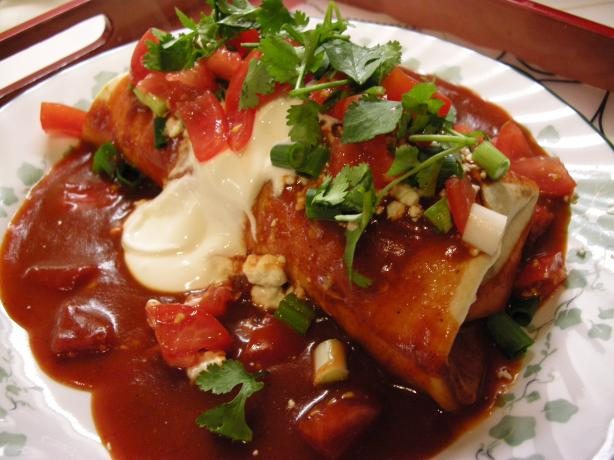 Wet Burritos. Photo by Teddy's Mommy