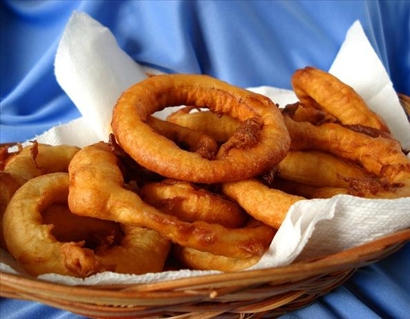 Batter Fried Onion Rings. Photo by Marg (CaymanDesigns)