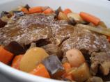 Acadia's Crock-Pot Pot-Roast