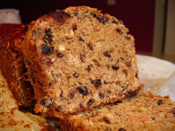 Irish Tea Bread. Photo by Coasty