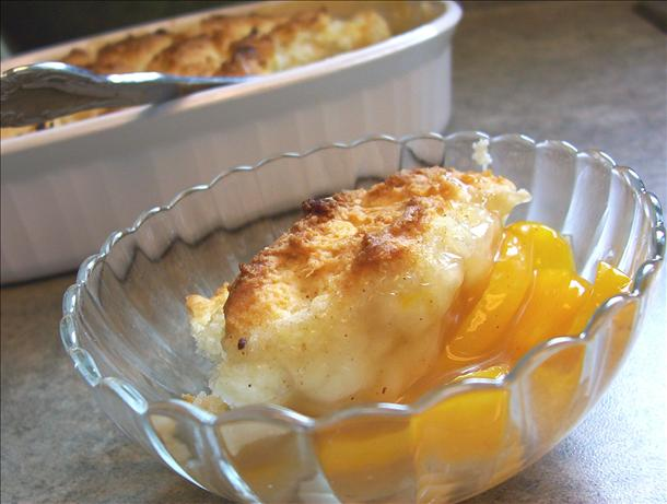 Peach Cobbler. Photo by * Pamela *