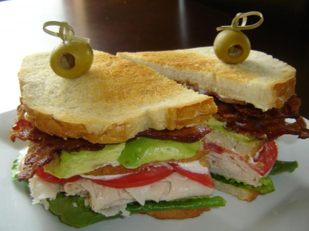 Cobb Club Sandwiches. Photo by karenury