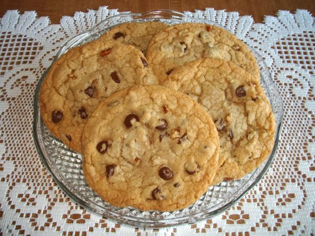 Kittencal's Jumbo Chewy Bakery-Style Chocolate Chip Cookies. Photo by Domestic Goddess