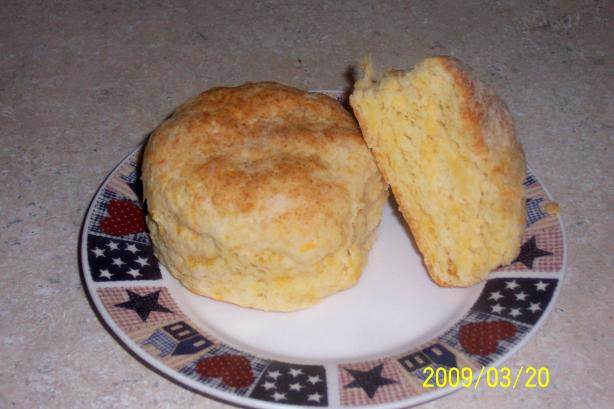 Min's Cheap, No Buttermilk Biscuits. Photo by HSingARMYmom