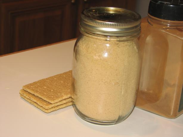 Graham Cracker Crumb Crust Mix. Photo by Bonnie G #2