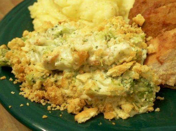Broccoli Casserole. Photo by *Parsley*