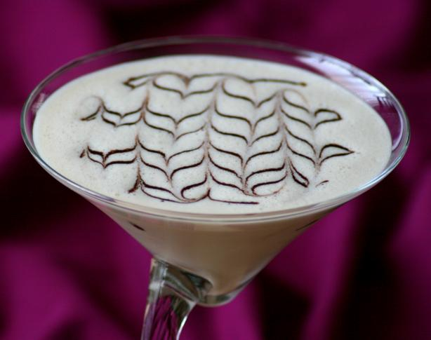 Creamy Mocha Cocktail. Photo by Wildflour