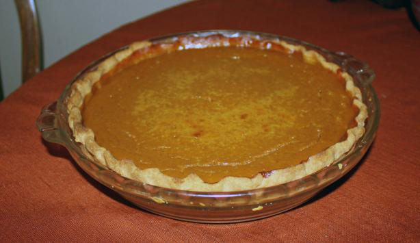 Pumpkin Pie. Photo by jbellesma