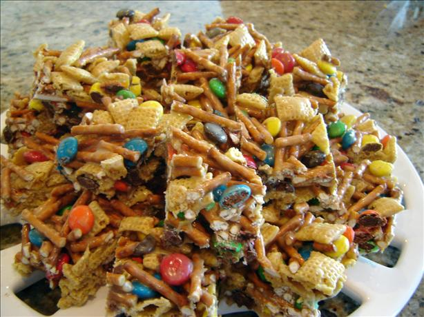 Snack Mix Squares. Photo by Chris from Kansas