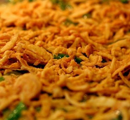 Fabulous Dairy and Soy Free Green Bean Casserole!. Photo by alily.17