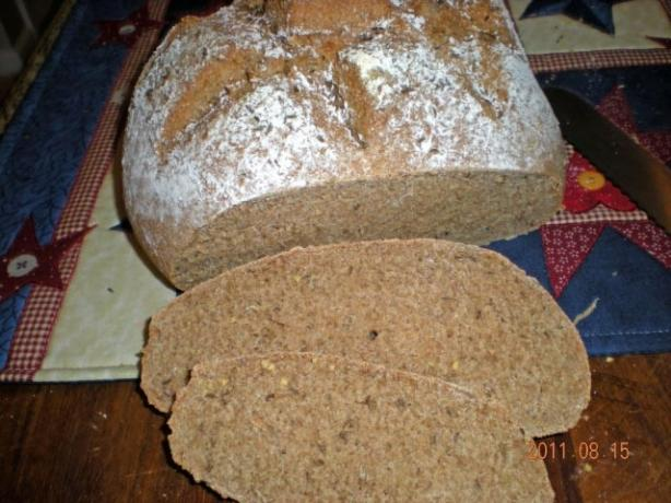 Our Daily Bread in a Crock - Weekly Make and Bake Rustic Bread. Photo by gemini08