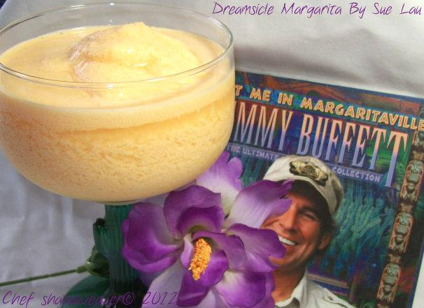 Dreamsicle Margarita. Photo by Chef shapeweaver ©