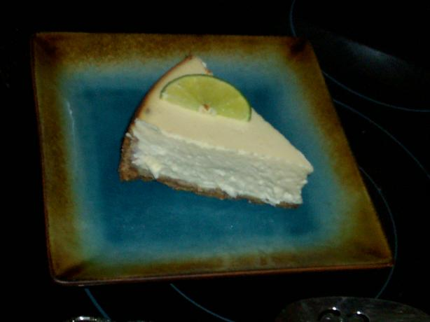 Cheesecake Factory Key Lime Cheesecake--My Version. Photo by DungeonDeb
