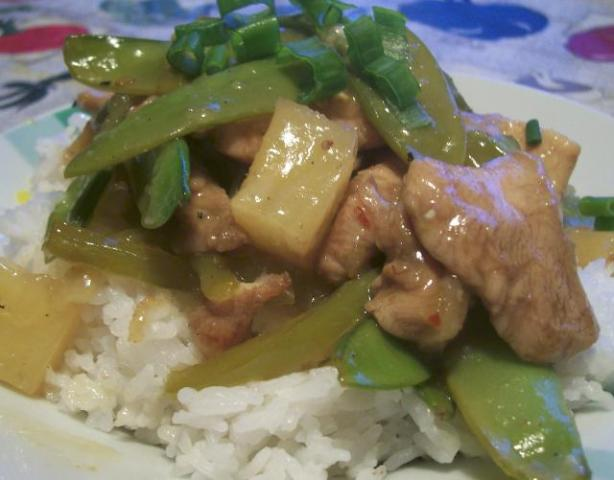 Sweet & Sour Chicken. Photo by Crafty Lady 13