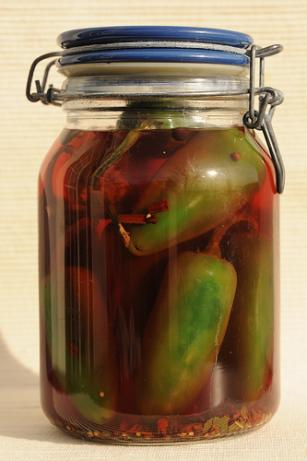 Pickled Jalapenos. Photo by jaketoddt
