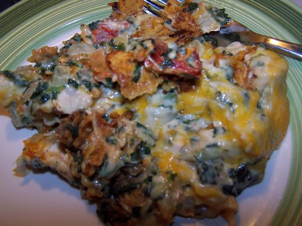 Jalapeno Chicken Casserole. Photo by barefootmommawv