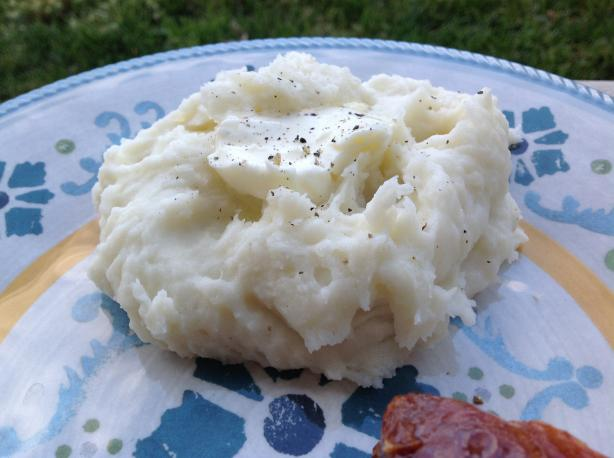 Darn Good Mashed Taters!. Photo by AZPARZYCH